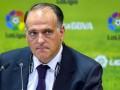 Барселона подала в суд на президента Ла Лиги