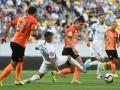 Матч Олимпик - Карпаты посетило менее тысячи зрителей