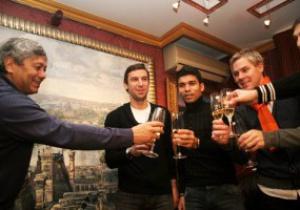 Брандао передал Шахтеру ящик шампанского