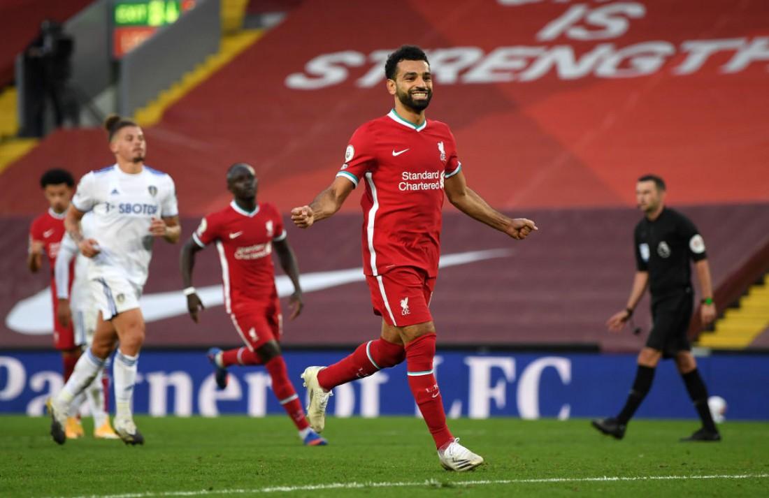 Ливерпуль - Лидс: видео голов и обзор матча
