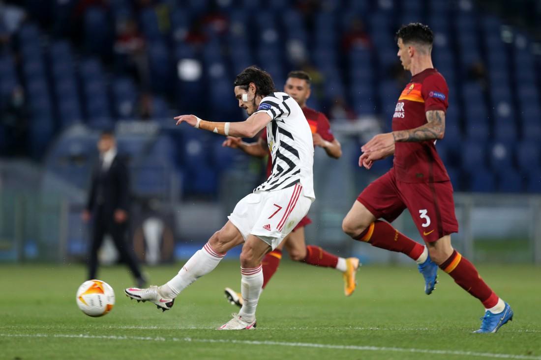 Рома - Манчестер Юнайтед