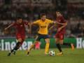 Рома - Атлетико 0:0 обзор матча Лиги чемпионов