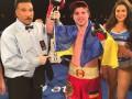 Бокс: Евгений Хитров в тяжелом бою нокаутировал Мелендеса (видео)