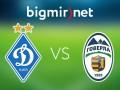 Динамо Киев - Говерла 2:0 Трансляция матча чемпионата Украины