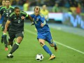 Украина вымучила победу над Уэльсом