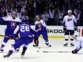 США - Словакия 1:4 видео шайб и обзор матча ЧМ по хоккею