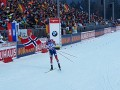 Биатлон: Норвегия выиграла эстафету, Семаков завалил гонку для Украины