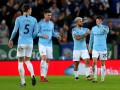 Манчестер Сити на выезде потерпел поражение от Лестера в матче АПЛ