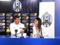 На пресс-конференции Ворсклы побывала бывшая Мисс Хорватии