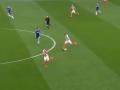 Фантастический гол со своей половины поля в ворота Челси