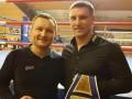 Перспективный украинский боксер подписал контракт с немецкой промоутерской компанией