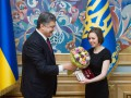 Президент Украины наградил орденом шахматистку, ставшую чемпионкой мира (фото)