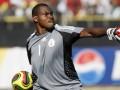 Динамо намерено приобрести нигерийского голкипера