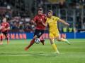 Украина упустила победу над Чехией на последних секундах