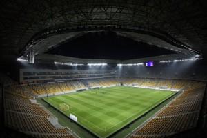 Ворскла заключила контракт на проведение матчей ЛЕ на Арене Львов – СМИ