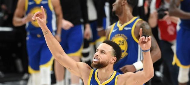 Плей-офф НБА: Голден Стэйт всухую победил Портленд и вышел в финал