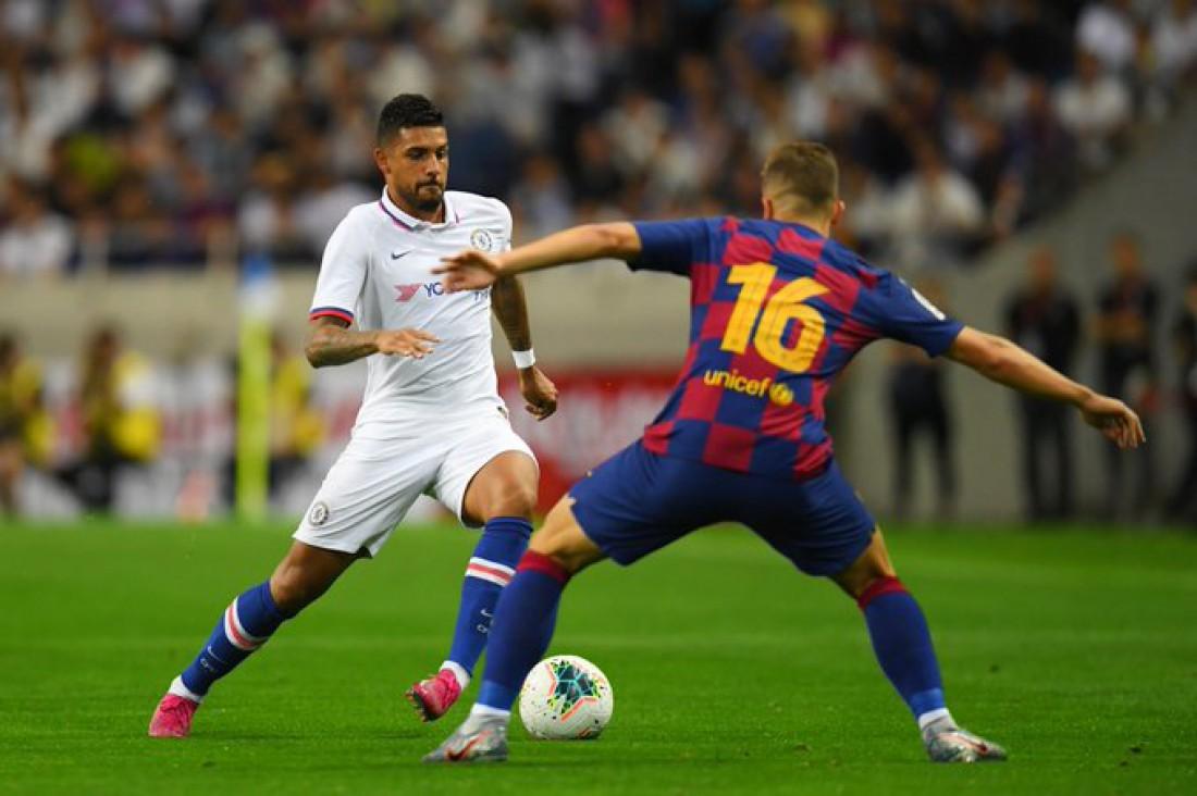 Барселона проиграла Челси
