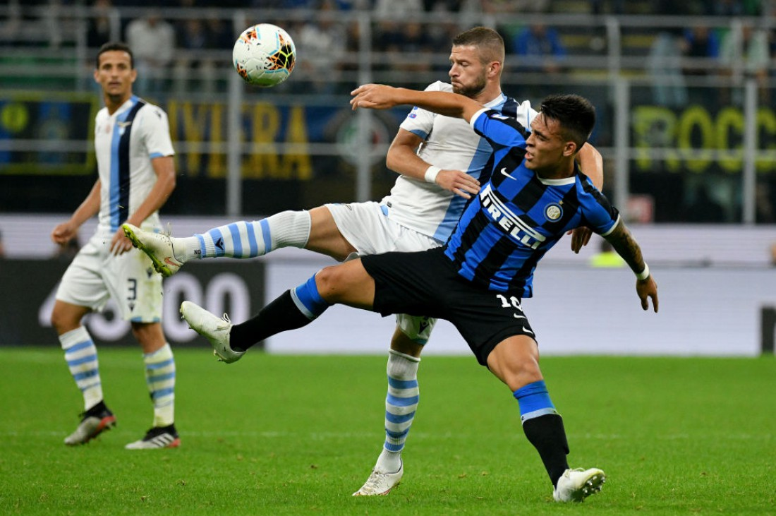 Интер - Лацио: обзор матча