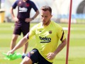Футболист Барселоны переведен в дубль из-за переговоров с Ювентусом