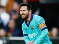 Месси пропустил тренировку Барселоны