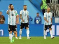 Сборная Аргентины вышла на поле матча с Нигерией самым возрастным составом в истории ЧМ