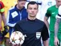 Комитет арбитров УАФ вынес решение по поводу судейства в матче Динамо - Колос