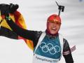Немецкая биатлонистка Дальмайер взяла паузу в карьере