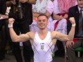 Украинский гимнаст Олег Верняев завоевал два золота в Германии