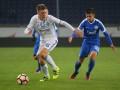 Динамо обыграло Днепр и вернулось на второе место в чемпионате
