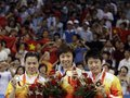 Настольный теннис: Китайцы оккупировали подиум