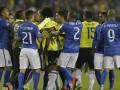 Горячие парни: Конфликт Неймара и Бакки после матча Бразилия - Колумбия