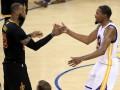 Это история: что говорили игроки Уорриорз и Кавс после финала НБА