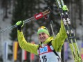 Биатлон: Последний спринт сезона выиграл Фак
