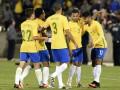 Кубок Америки: Бразилия разгромила Гаити, боевая ничья Эквадора и Перу
