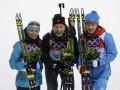 Фотогалерея: Как Вита Семеренко завоевала первую медаль Украины на Олимпиаде в Сочи