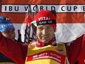Тронхейм 2009: Бьорндален побеждает в масс-старте, Дериземля - 18-й