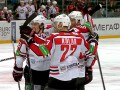 ХК Донбасс одержал сухую победу в КХЛ