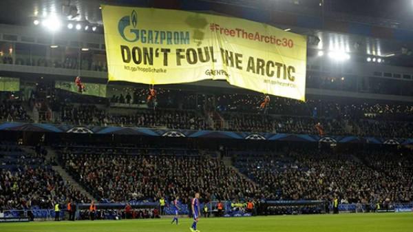 Активисты Гринписа призвали не портить Арктику