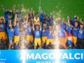 Родной клуб Вербича впервые в истории оформил чемпионство