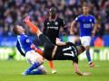 Лестер - Челси 2:2 видео голов и обзор матча чемпионата Англии