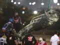 Болид Грожана разорвало пополам на Гран-При Бахрейна