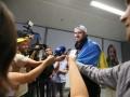 Лень и Михайлюк прилетели в Украину