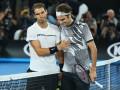 Федерер с легкостью разобрался с Надалем