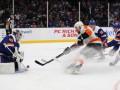 НХЛ: Айлендерс обыграл Филадельфию, Детройт в овертайме уступил Сент-Луису