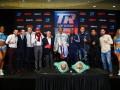 WBA сделает пять особых чемпионских поясов к предстоящим боям