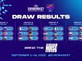 Сборная Украины узнала соперников на Евробаскете-2022