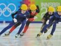 Зимние виды спорта: Шорт-трек - забег по-быстрому