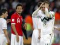 Фотогалерея: Англия выползает в 1/8 финала. Словении не хватило секунд