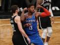 Победный бросок Джорджа и данк Адетокумбо – лучшие моменты дня в НБА