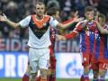 Удаление Александра Кучера в матче Бавария - Шахтер